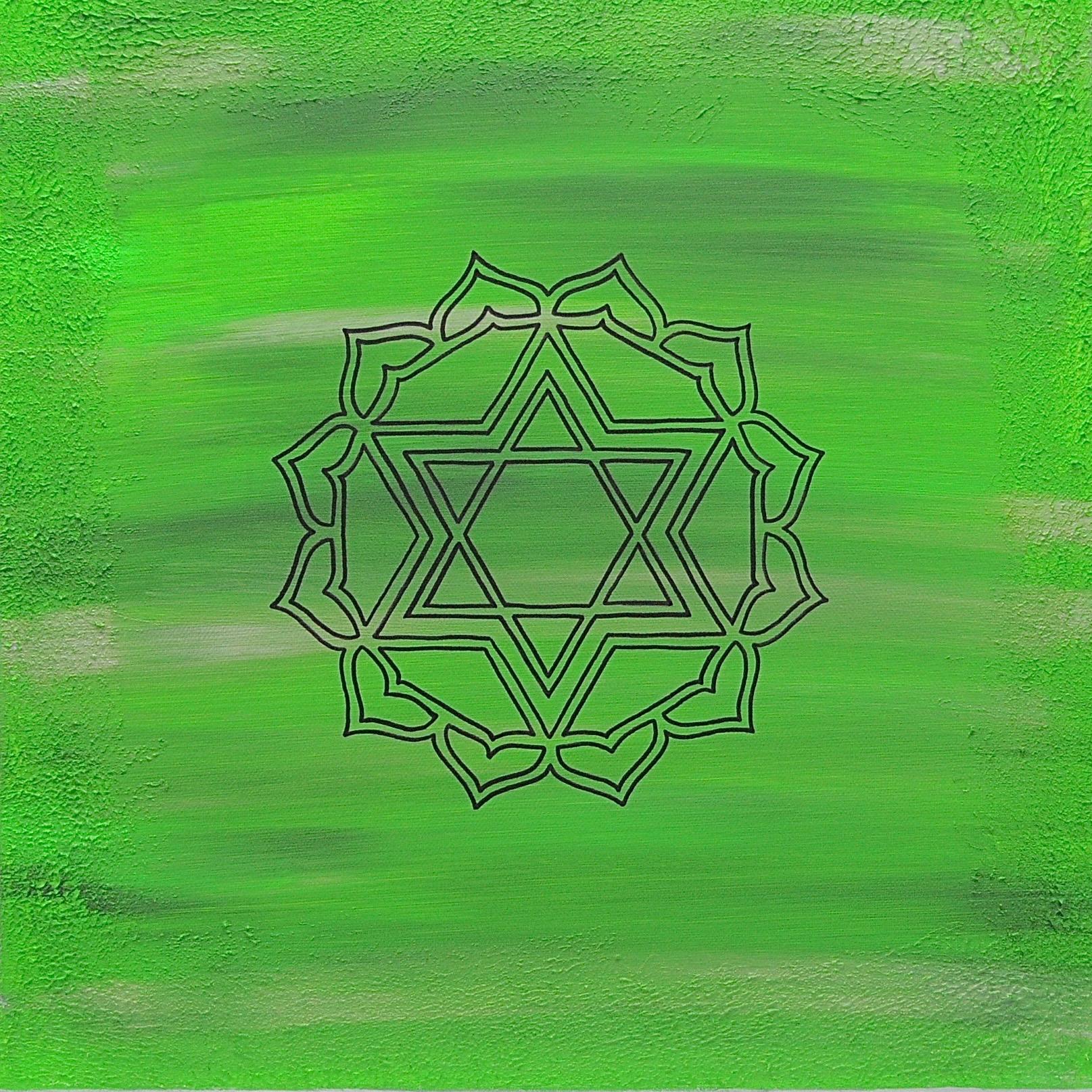 Chakra 4: Anahata – hartchakra
