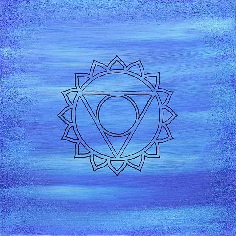 Chakra 5: Vishuddha – keelchakra